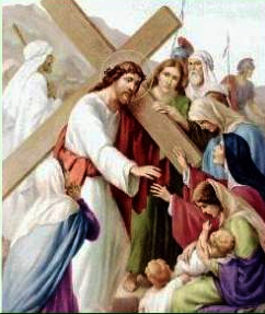VIII Stazione: Gesù consola le pie donne