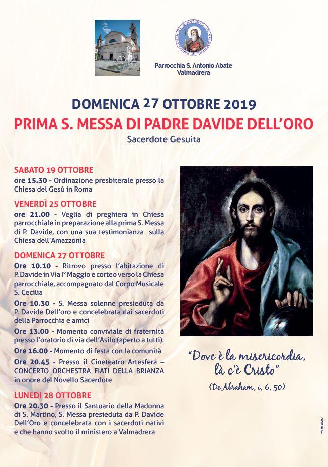 Padre Davide Dell'Oro